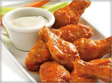Raleigh's Best Chicken Wings
